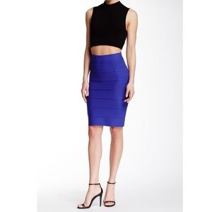 NWT! Romeo + Juliet Couture Bandage Skirt